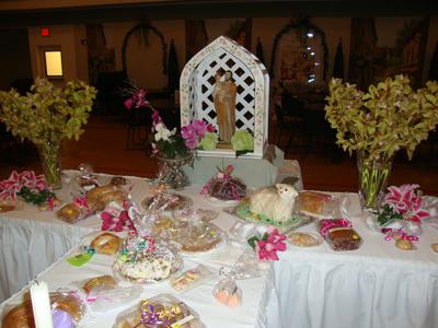 St. Joseph's Table
